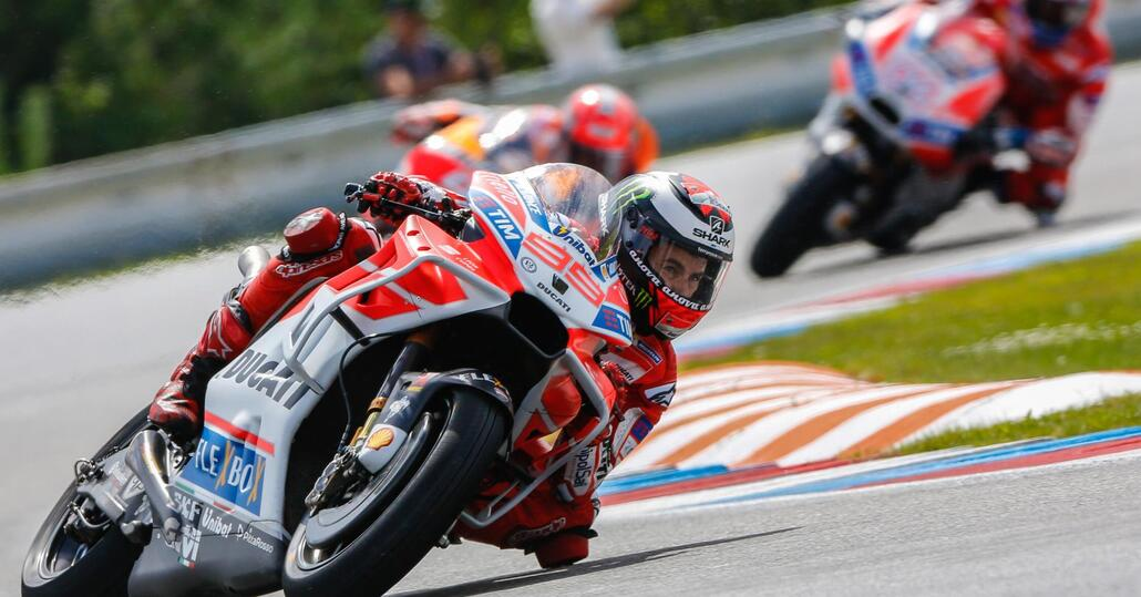 MotoGP - FP2 in Austria: Dovizioso vola, Vinales insegue, Marquez e Rossi arrancano
