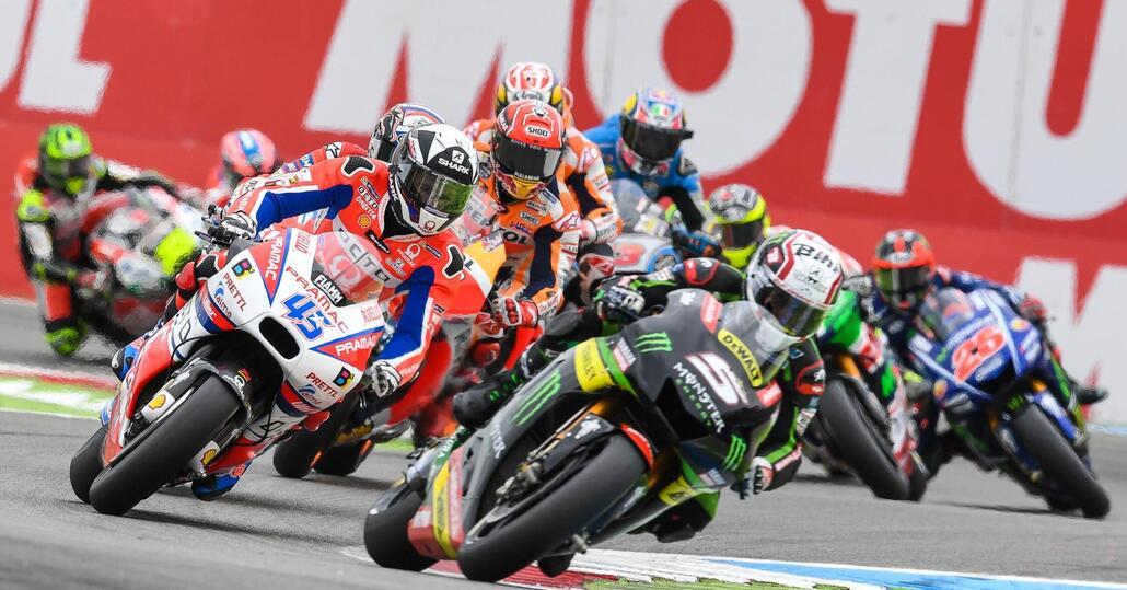 Moto gp: Marquez vola in Austria Valentino solo settimo