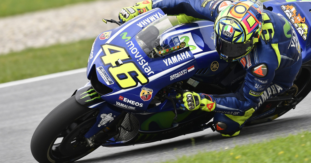 MotoGP. Rossi: Potevo lottare con Lorenzo per la prima fila
