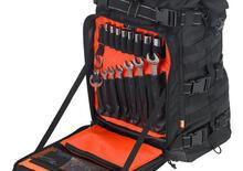 EXFIL-80 BAG, lo zaino porta attrezzi per il chi viaggia in moto
