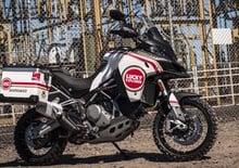 Ducati Multistrada 1200 Eduro Lucky Strike, nuova livrea dagli USA