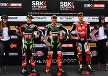 SBK 2017. Sykes si aggiudica la Superpole al Lausitzring