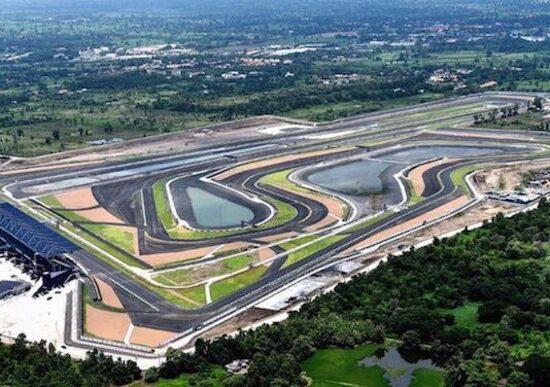 MotoGP Thailandia: Firmato il contratto fino al 2020