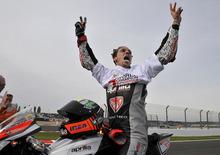 Lorenzo Savadori campione della STK 1000 FIM Cup