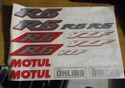 Yamaha r6 ricambi e r1 accessori r6