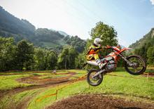 Demo ride KTM SX - EXC 2016 a Crotta d'Adda l'8 novembre con Sissi Racing