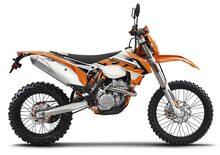 Richiamo KTM per SX, EXC e Freeride
