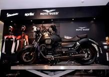 Piaggio apre il primo Motoplex in India