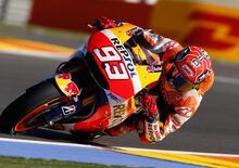 Honda, ancora niente dati della moto di Marquez