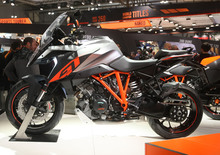 EICMA 2015: KTM 1290 Super Duke GT