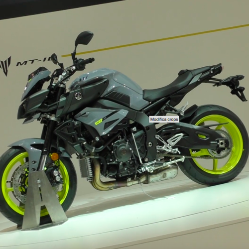 eicma 2015 il video della yamaha mt 10 fiere e saloni. Black Bedroom Furniture Sets. Home Design Ideas