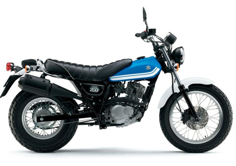 Suzuki Van Van Forum