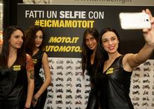 Moto.it, leader di settore nel mercato moto usate e nuove, lancia ad EICMA il primo video a 360°