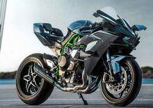 Kawasaki Ninja H2 e Ninja H2R: aperte le prenotazioni 2016