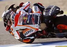 MotoGP. Test a Jerez. Marquez: Elettronica, siamo ancora lontani dall'ottenere il meglio