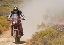 Honda Africa Twin CRF 1000L: la nostra prova offroad (video)