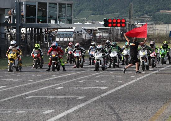 12 Pollici Italian Cup. Altro che minimoto!