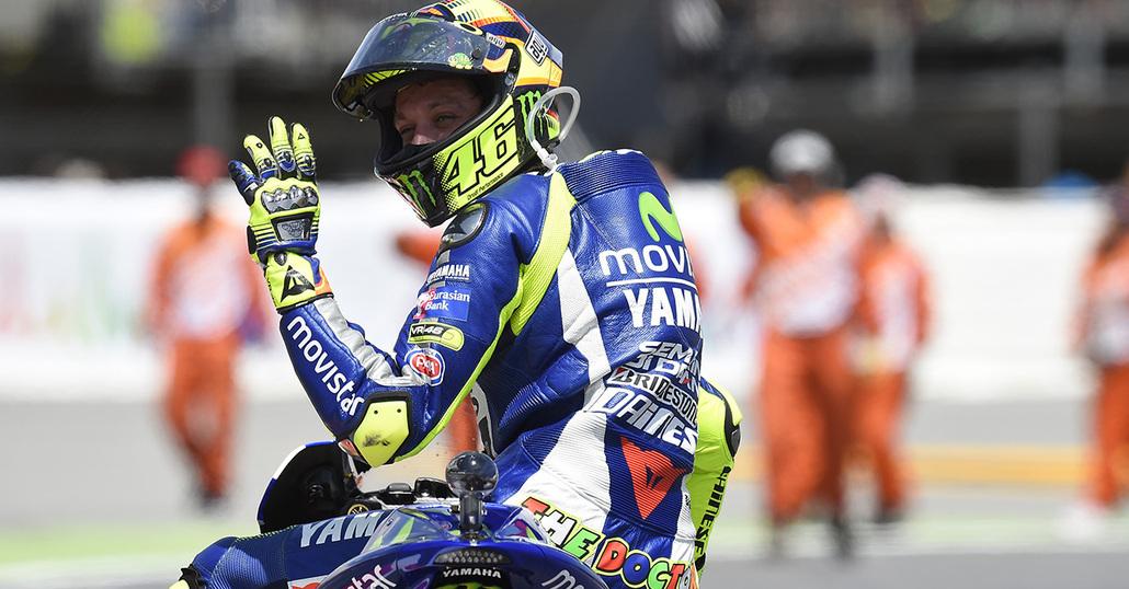 MotoGP. La Top 10 del 2015