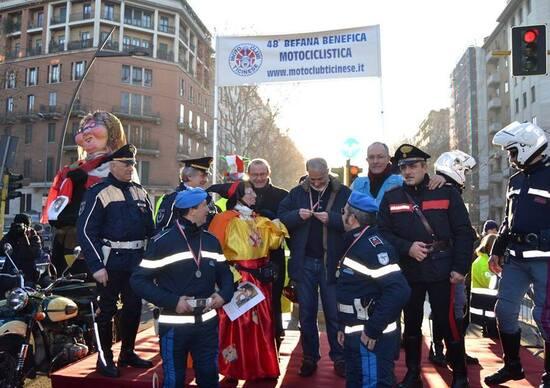 Al via la 49esima Befana benefica a Milano