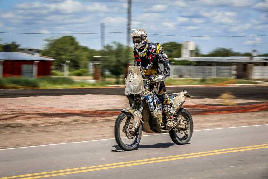 Dakar 2016: le foto più belle della seconda tappa (5)