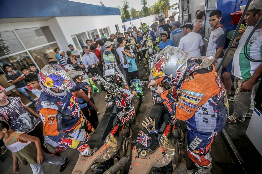 Dakar 2016: le foto più belle della seconda tappa