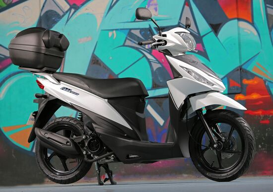Suzuki Fifty Fifty: Zero Interessi e tante offerte