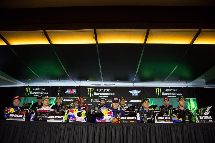 Ride in the USA. Al via l'AMA Supercross 2016 (3)