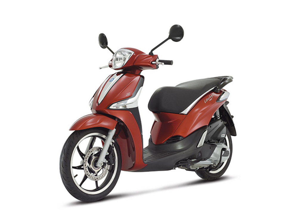 Piaggio Liberty 125 S i-get ABS (2016)