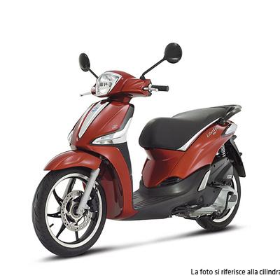 scooter piaggio liberty 125 catalogo e listino prezzi. Black Bedroom Furniture Sets. Home Design Ideas