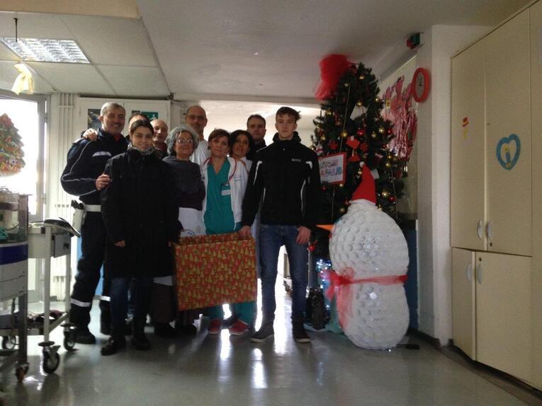 Moto Club Massa e la Befana motociclistica: beneficenza e passione (3)