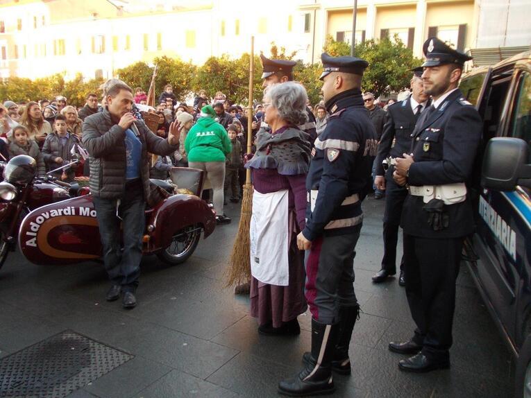 Moto Club Massa e la Befana motociclistica: beneficenza e passione