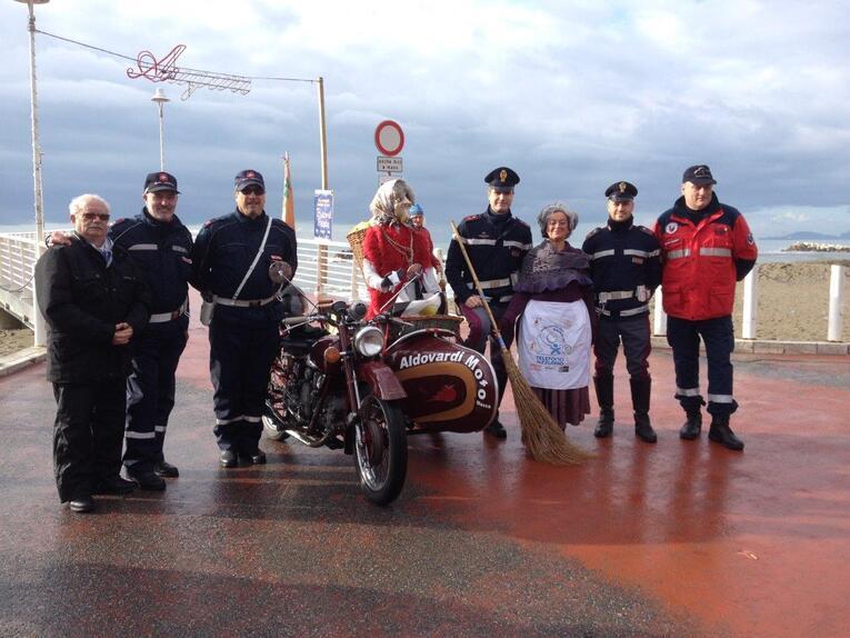 Moto Club Massa e la Befana motociclistica: beneficenza e passione (5)