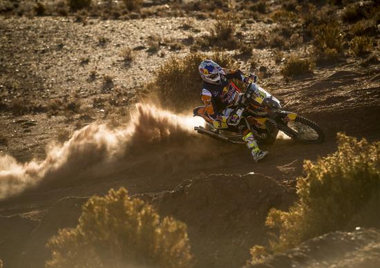 """Dakar 2016. La Prima assoluta di Meo (KTM) e quella """"stagionale"""" di Sainz (Peugeot)"""