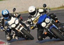 Triumph Speed Triple 955 vs 1050