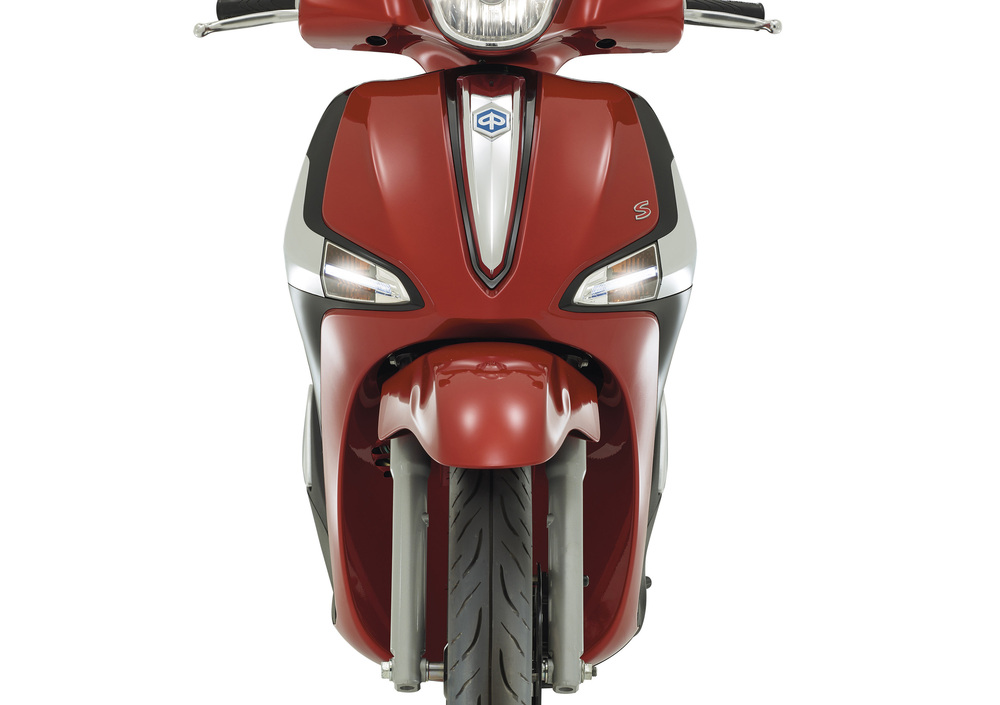 Piaggio Liberty 125 S i-get ABS (2016) (4)