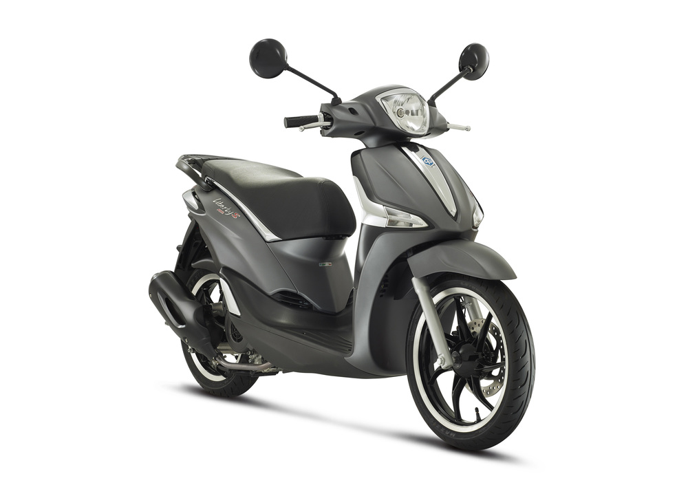 Piaggio Liberty 125 S i-get ABS (2016) (5)