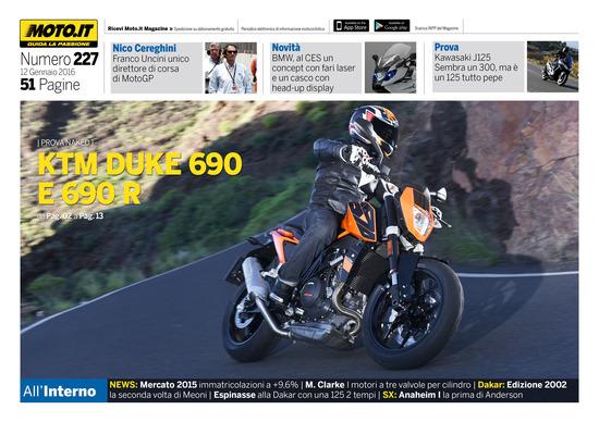 Magazine n°227, scarica e leggi il meglio di Moto.it