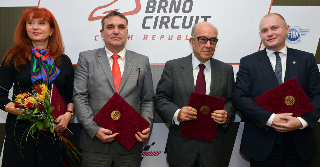 MotoGP. Dorna conferma Brno fino al 2020