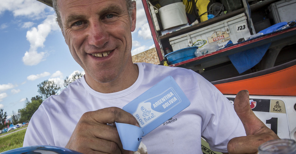 Dakar 2016. Livio Metelli: finalmente ci fanno divertire