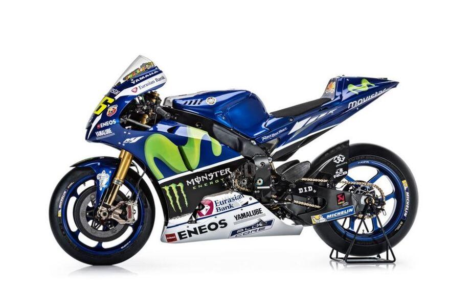 La presentazione del team Yamaha MotoGP e della nuova M1 (2)
