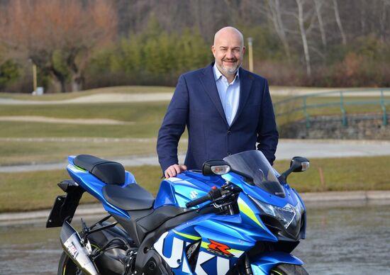 Massimiliano Mucchietto è il nuovo Direttore Generale Moto di Suzuki Italia