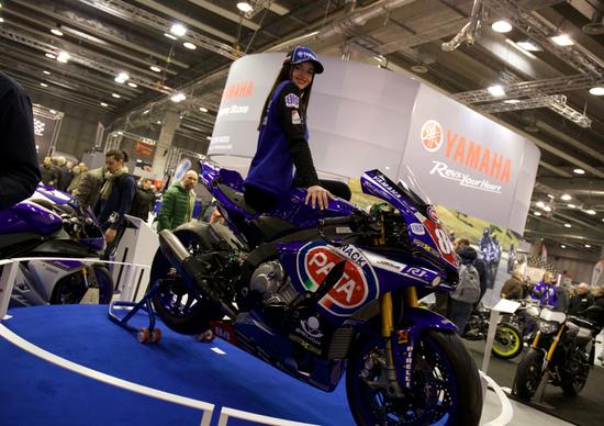 Yamaha: il 2016 parte dal Motor Bike Expo