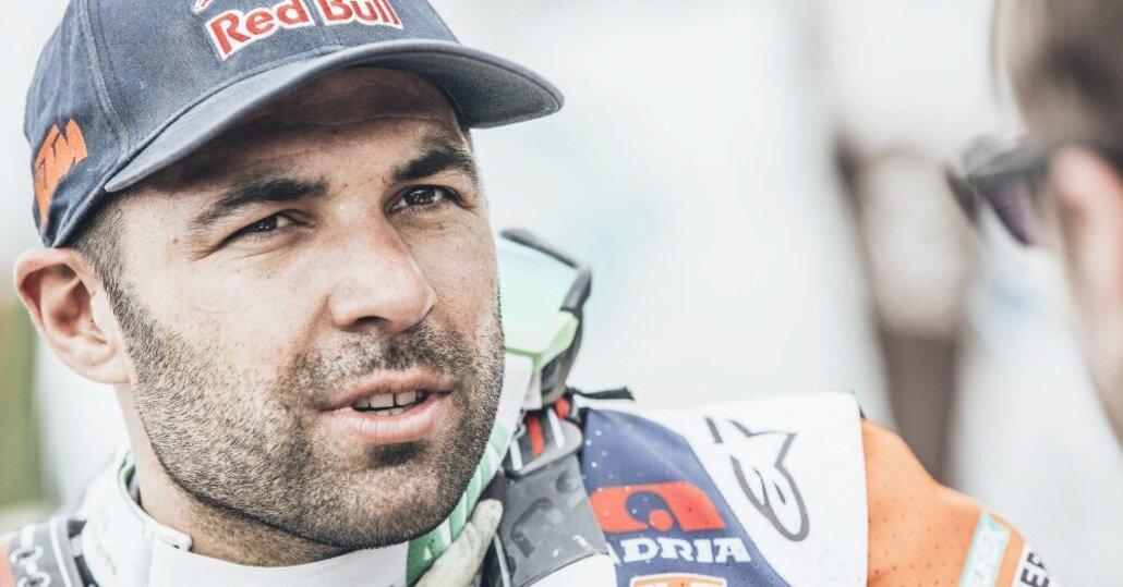 """Dakar 2016. Antoine Meo. """"Non ci volevo credere!"""""""