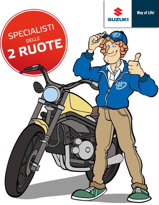 Suzuki e Motoplatinum, risparmio fino al 60% sull'RC