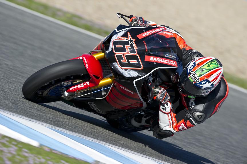 SBK. Sykes davanti a Giugliano nei test di Jerez