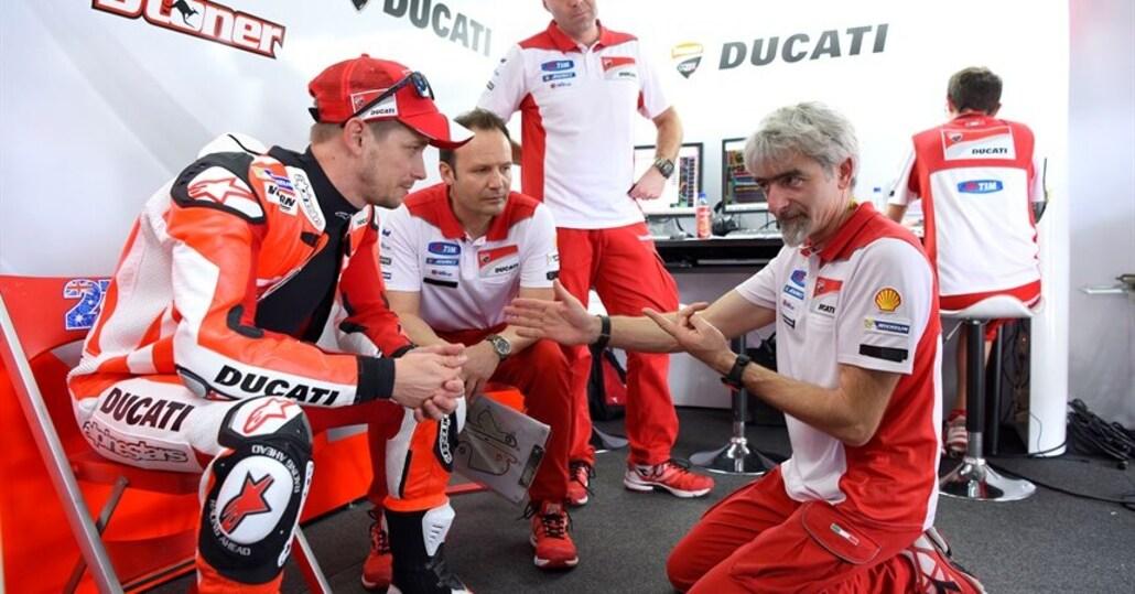 """MotoGP. Dall'Igna: """"Ecco perché faccio girare Stoner"""""""