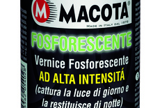 Vernice spray fosforescente Macota