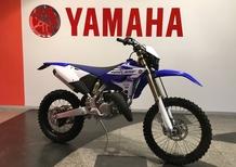 Yamaha WR 125 (2016)