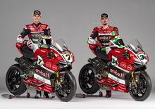 SBK Presentato oggi il team Aruba.it Racing-Ducati
