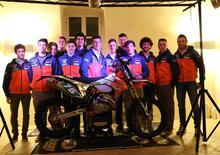 Il Team KTM Sissi Racing presenta gli obiettivi del 2016